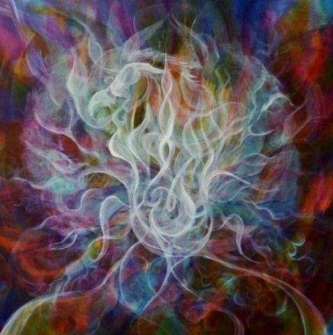 Station 6   Mystischer Heilgeist - Milena Soyoung